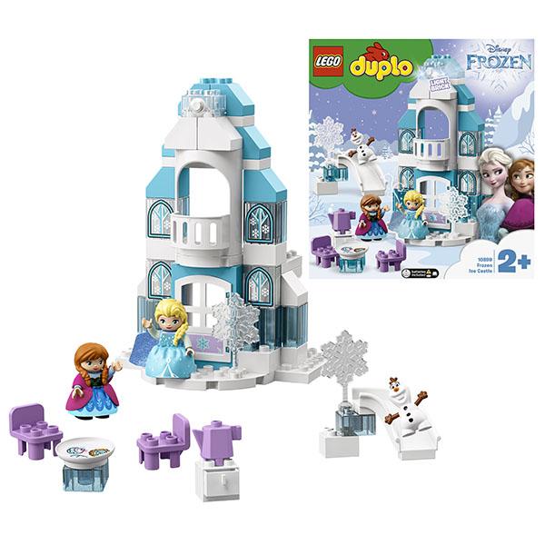 Большое Лего Дупло Ледяной Замок
