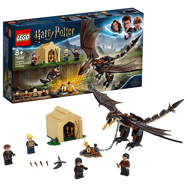 Lego Harry Potter Венгерская Хворостога