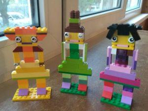 Сказочный патруль из Лего