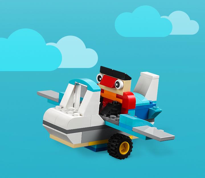 Лего миссия