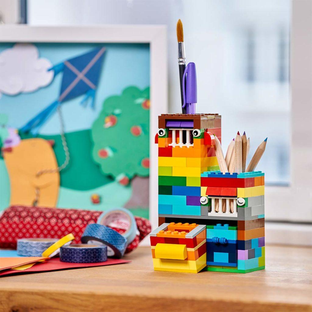 Обычные предметы из Лего