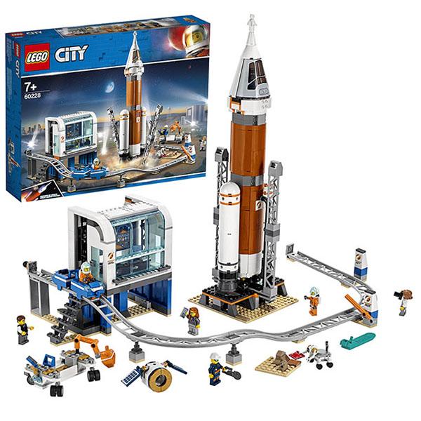 Lego ракета