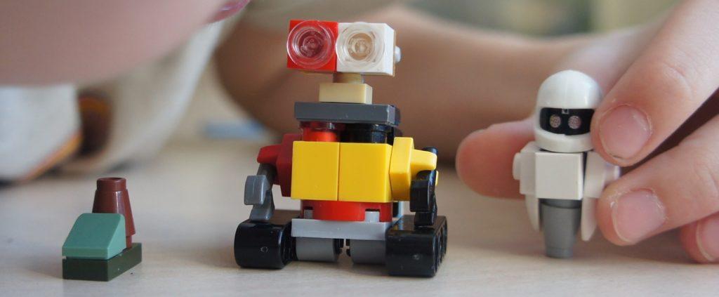 Робот Валли и друзья