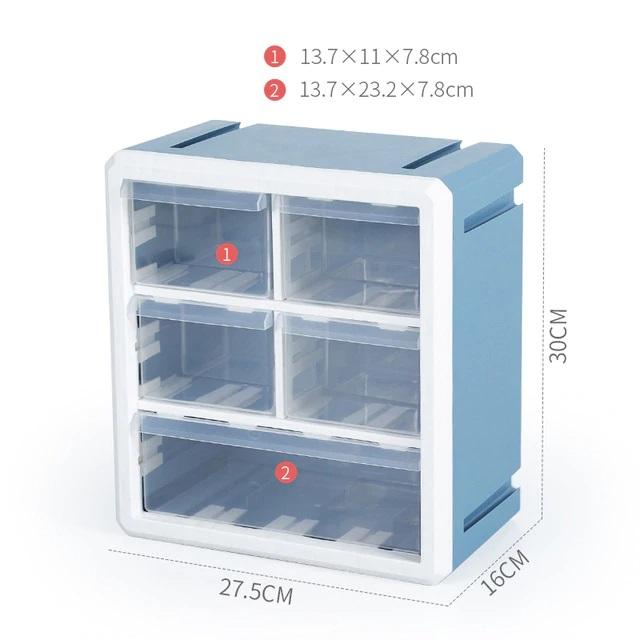 Органайзер для Лего 5 ящиков