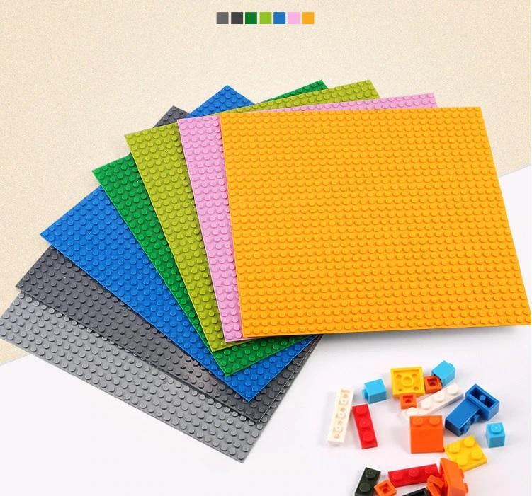 Квадратные строительные пластины Лег