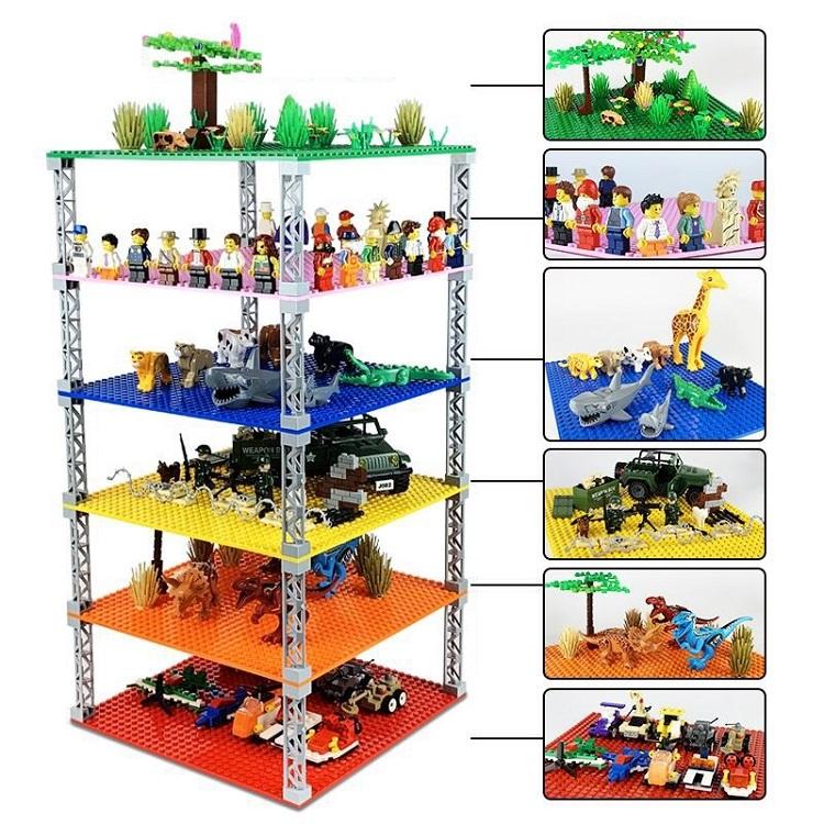 Лего стеллаж
