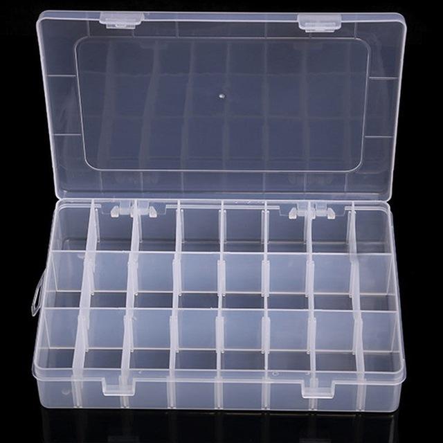 Купить прозрачный органайзер для Лего